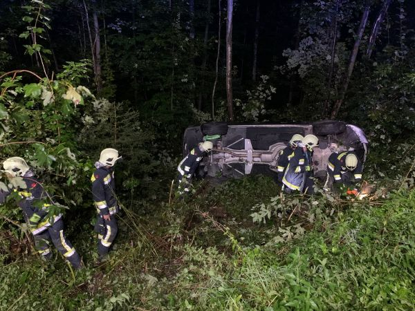 Unfall mit BMW Coupe